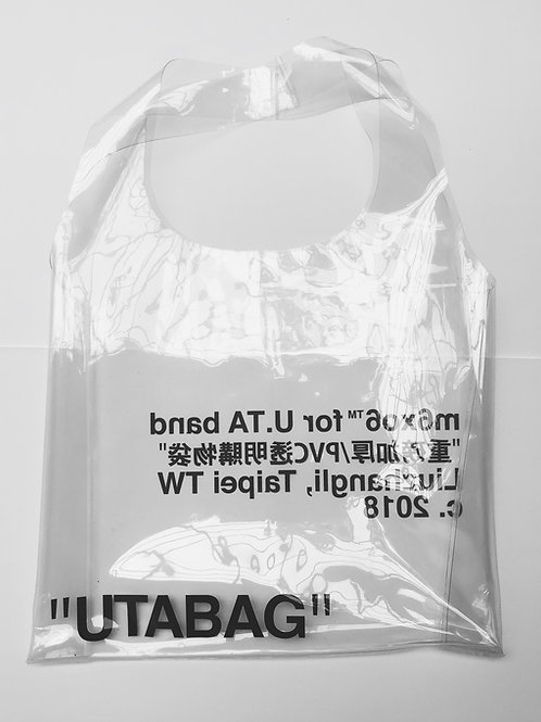 """UTABAG"" Limited PVC Bag"