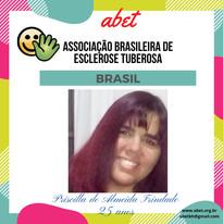Priscila de Almeida - 25 anos