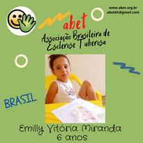 Emily Vitória - 6 anos