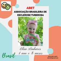 Elisa Linhares - 1 ano e 8 meses