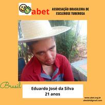 Eduardo José - 21 anos
