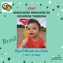Miguel Almeida - 1 ano e 8 meses