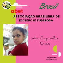 Ana Luiza - 15 anos