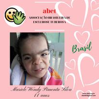 Marielle Wendy - 11 anos