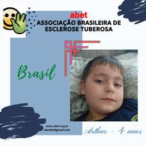Arthur - 4 anos