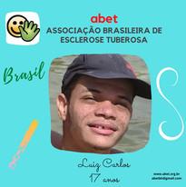 Luiz Carlos - 17 anos