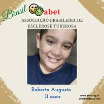 Roberto Augusto - 11 anos