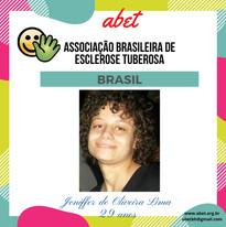Jenifer de Oliveira - 29 anos