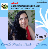 Camila Pereira - 32 anos