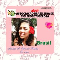 Larissa de Oliveira - 12 anos