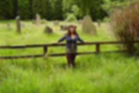 ancient standings stones | Kinitty, Ireland