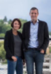 Andrea und Herbert Sampl