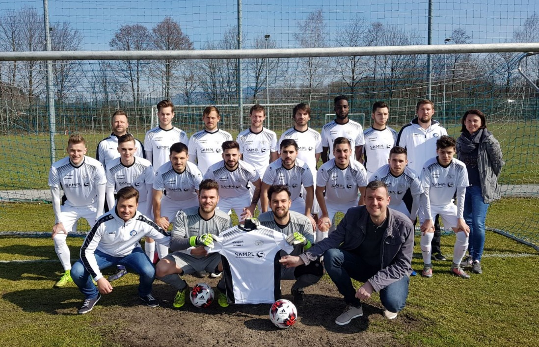 Dressen Sponsoring FC Bergheim