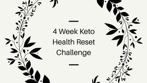 4 Week Keto Health Reset Challenge