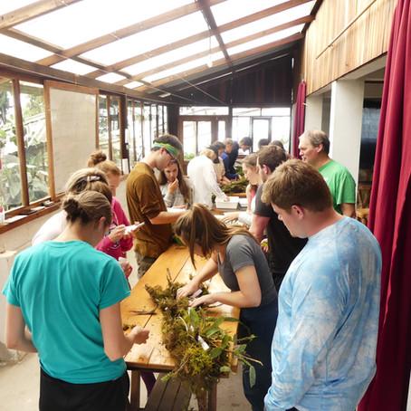 Santa Lucia / University of Sussex Workshop on 9th of June