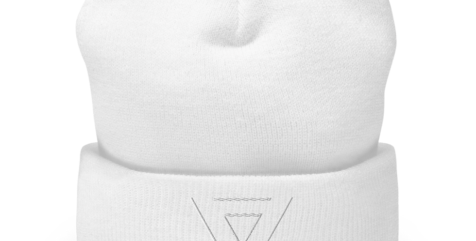 Embroidered Icon Beanie