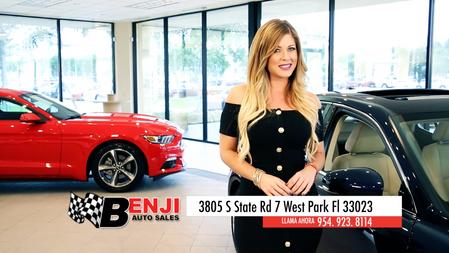 Benji Auto Sales | Nada De Entrada