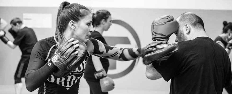 Striking and boxing classes