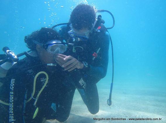 Mergulho Acessível - DV