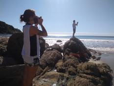 monitoramento da pesca artesanal da tainha - cerco de praia