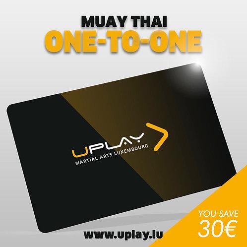 Muay Thai - personal training