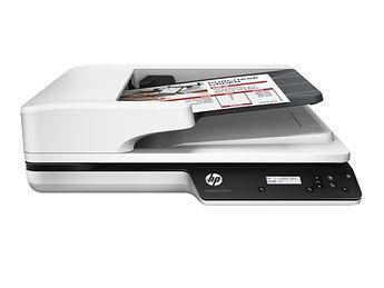 HP Inc. Scanjet Pro 3500 f1 Flatbed Scan