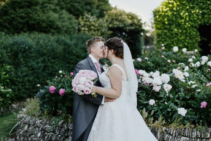 Sarah and Ed | Garden Wedding at Tapeley Park