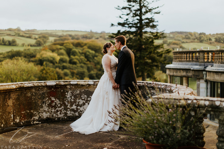 Rich & Charlie | Intimate Wedding at Bovey Castle