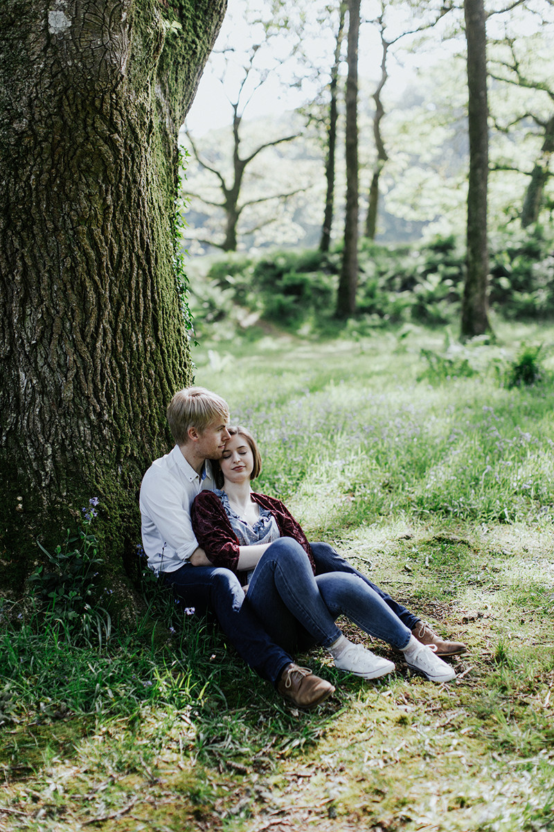 Tara Statton Photography Engagement Shoot Wedding Devon