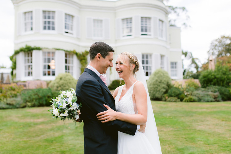Deer Park Country House | James & Verity Autumn Wedding