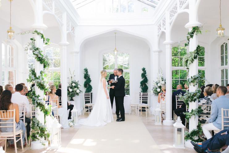Kayleigh & Russ | St Audries Park Summer Wedding