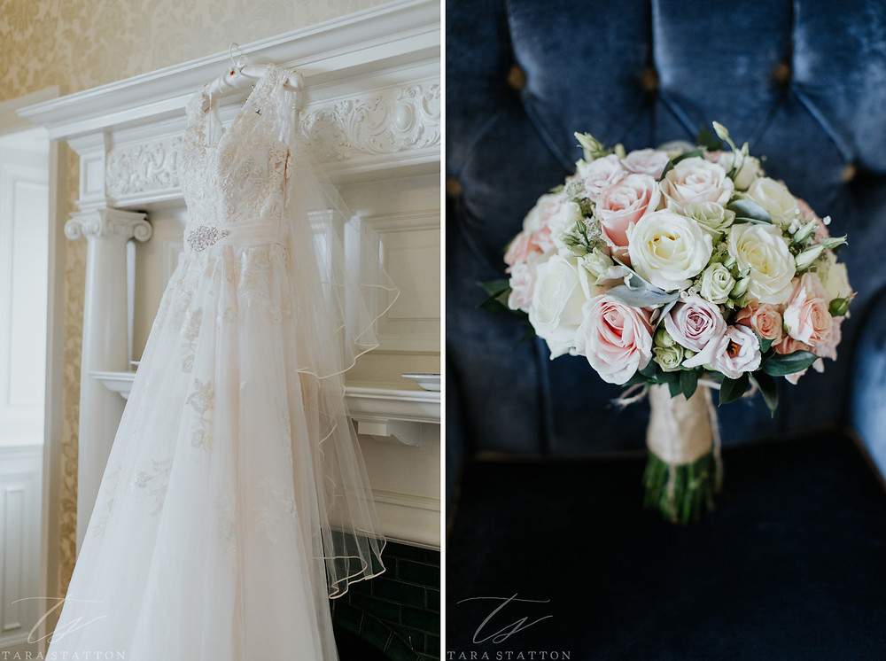 wedding photographer devon bovey castle