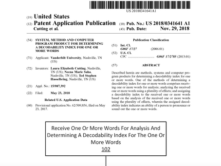 The Decoding System Measure Earns Patent Protection!