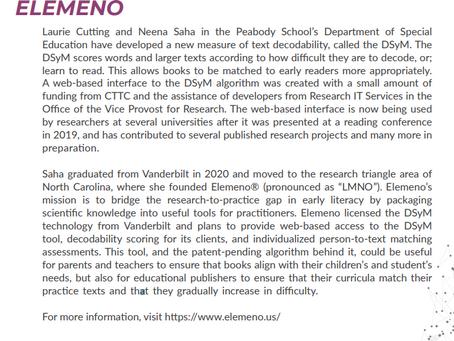 Elemeno + Vanderbilt