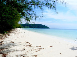 Swimming Cambodia