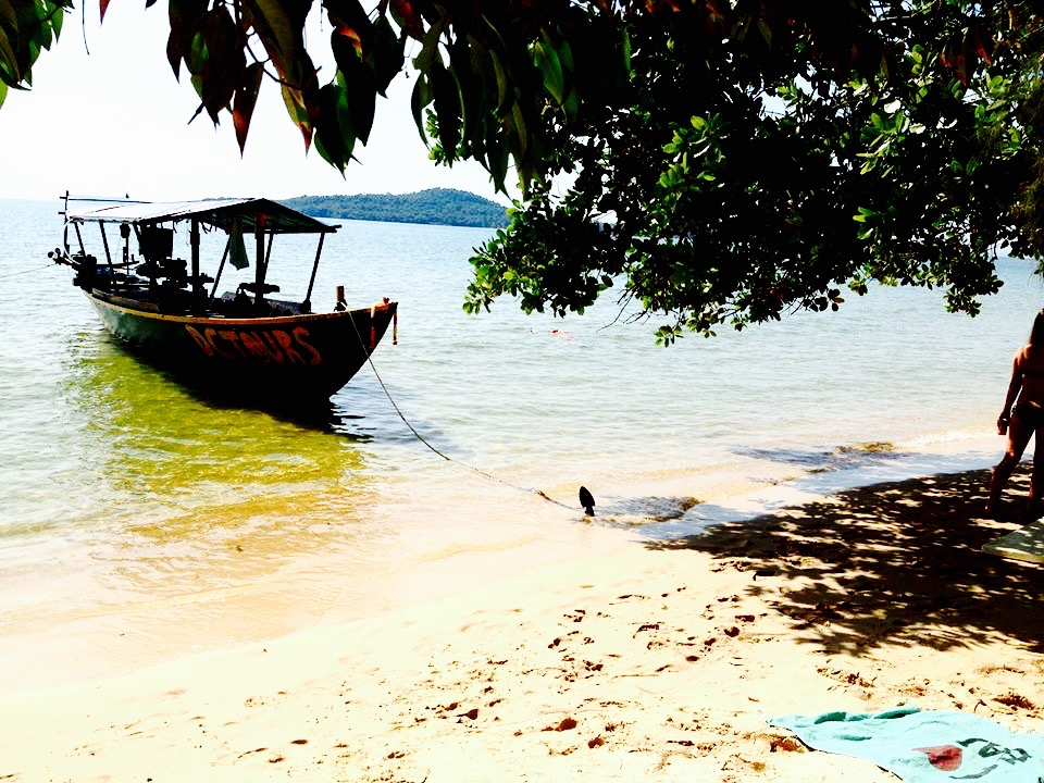 Boat Cambodia