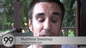 Matthew Sweeney