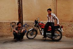 Homens iranianos