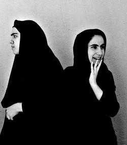 Garotas iranianas
