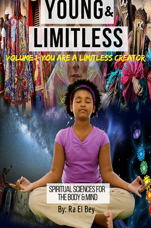Young & Limitless Vol 1: You are a Limitless Creator