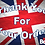 Thumbnail: British Basics Thank you for your order postcard