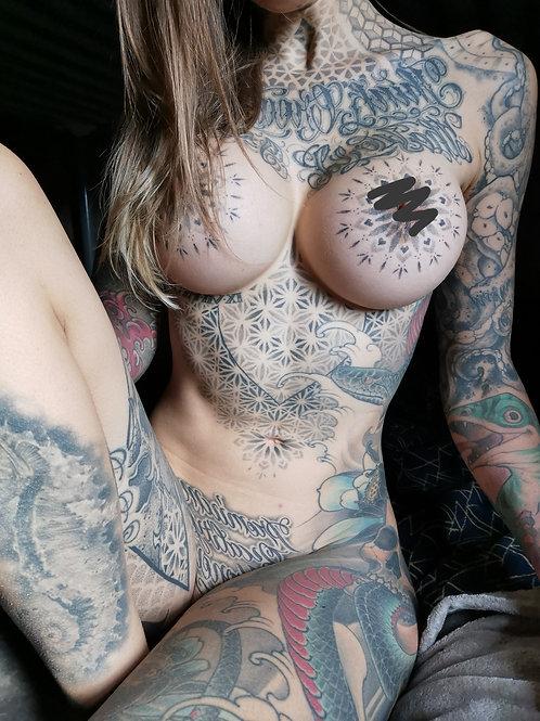 SET PHOTOS // exib nude - 13