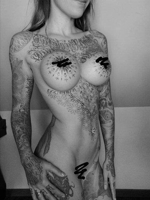 PHOTO HD // nude N&B 04