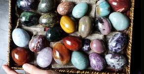 Mes œufs de Yoni