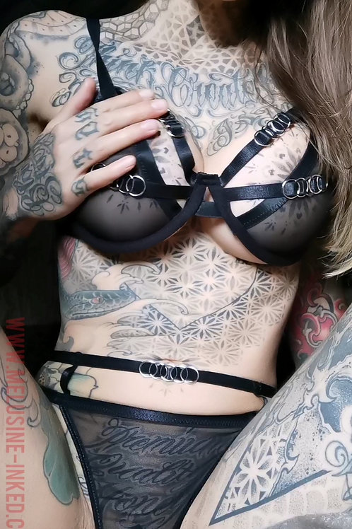 VIDEO // exib sexy lingerie 11