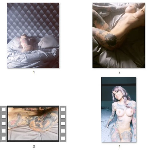 VIDEO // Pack nude 01