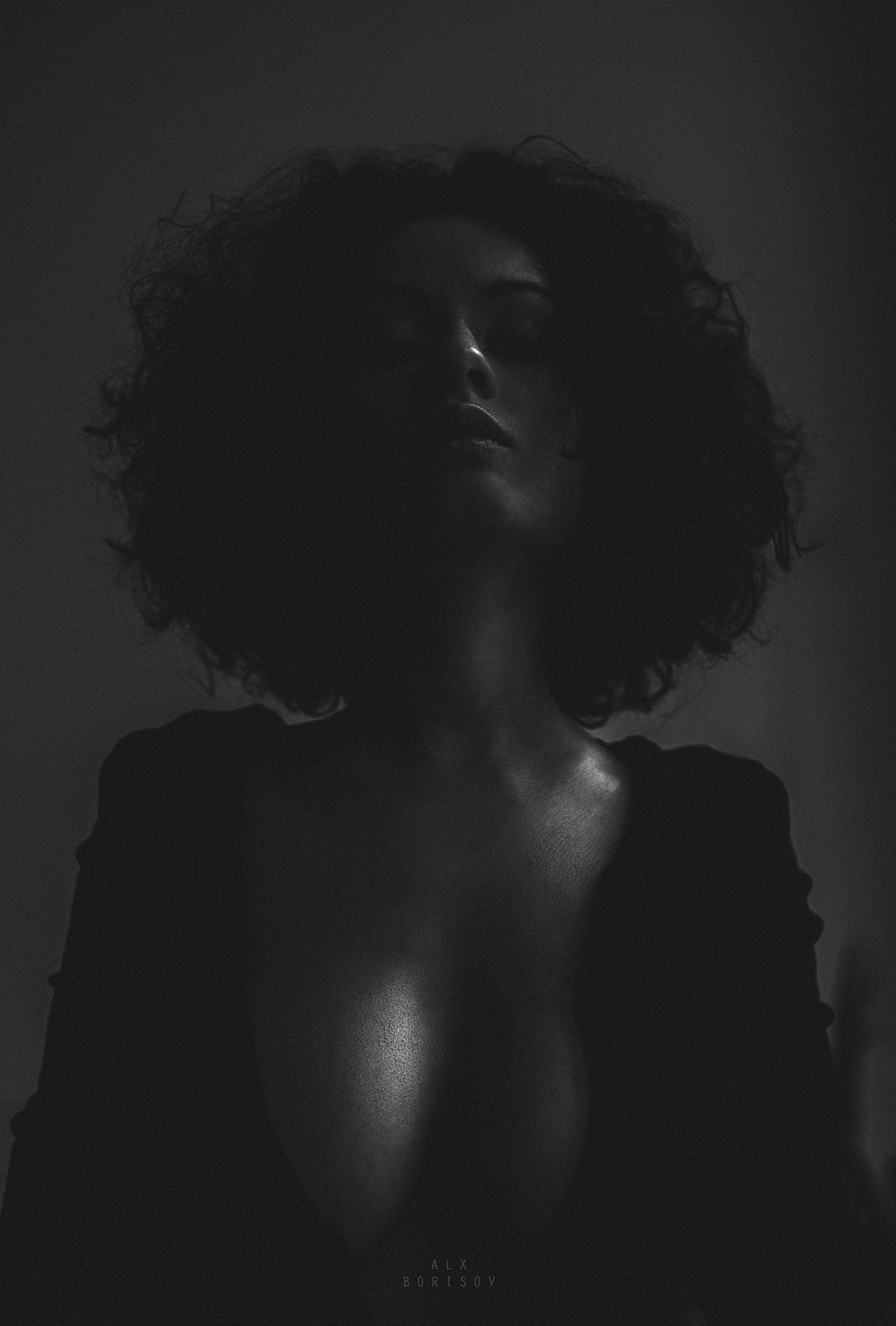 Черно-белый стиль