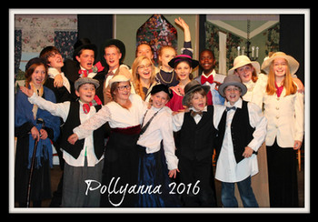 Pollyanna - Theatre is My Passion