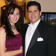 Aaron Caruso and Amy Wallace