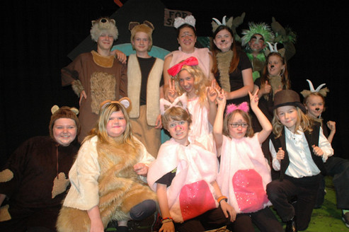 Three Little Pigs - Theatre is My Passion